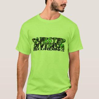 """Grabaciones """"selva """" de la división de Dubstep Camiseta"""