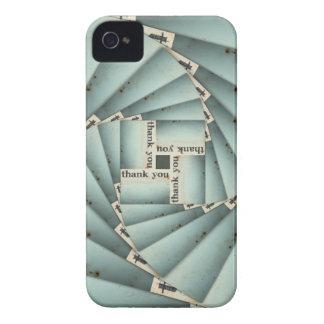 Gracias 28 veces iPhone 4 Case-Mate fundas