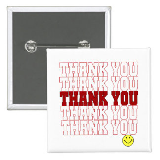Gracias bolso de ultramarinos pin