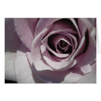 Gracias - capullo de rosa - modificado para tarjeta pequeña