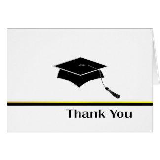 Gracias cardar - la graduación tarjeta de felicitación
