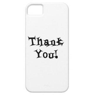 Gracias iPhone 5 Protectores