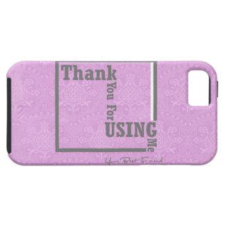 gracias iPhone 5 Case-Mate funda