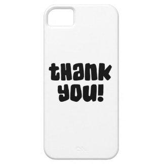 Gracias Funda Para iPhone SE/5/5s