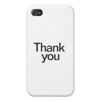 gracias iPhone 4/4S fundas