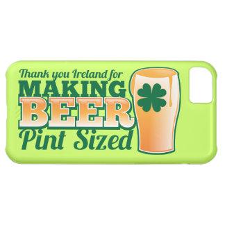 Gracias Irlanda por hacer la pinta de la cerveza c