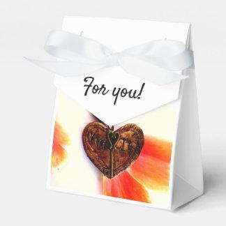 Gracias las cajas de la invitación del boda