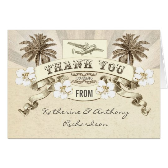 gracias las invitaciones de boda del destino