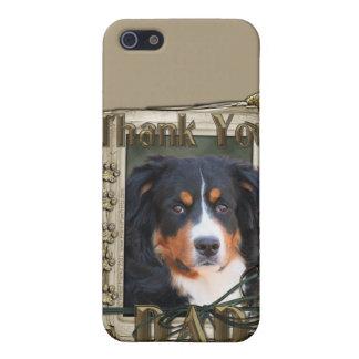 Gracias - las patas de piedra - papá del perro de  iPhone 5 cárcasa