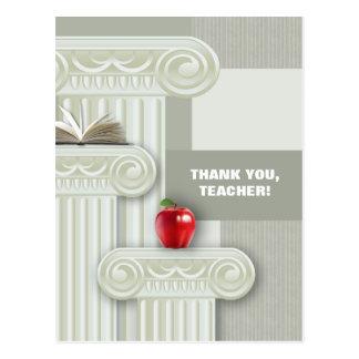 Gracias las postales del personalizable del profes