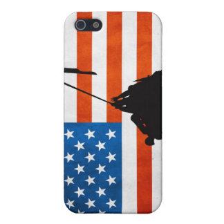 Gracias los veteranos iPhone 5 fundas