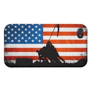 Gracias los veteranos iPhone 4 carcasa