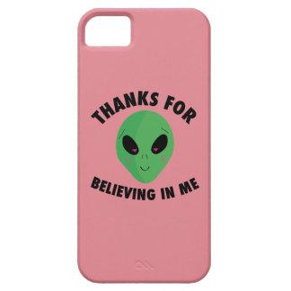 Gracias por creer en mí (extranjero) iPhone 5 Case-Mate cobertura