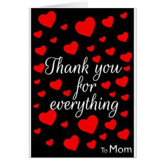 Gracias por todo tarjeta