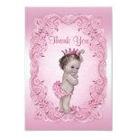 Gracias princesa rosada fiesta de bienvenida al comunicados