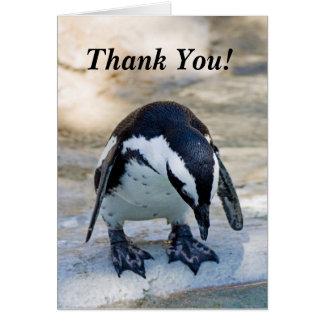 ¡Gracias! Tarjeta De Felicitación