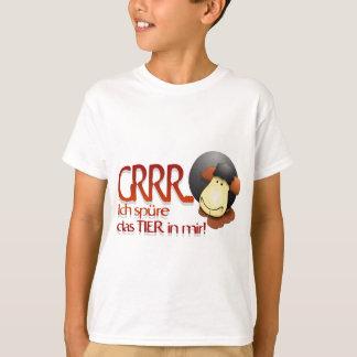 ¡Grada del das del spüre de Ich en el MIR! Camiseta