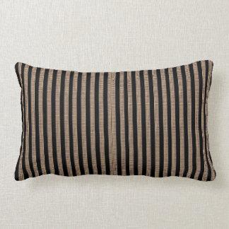 Grado del ante una almohada de tiro del algodón