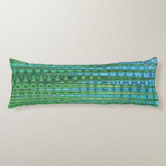 Grado del Seagrass una almohada del cuerpo del