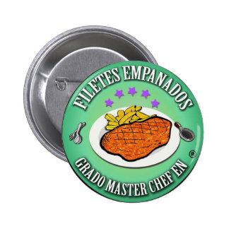 Grado Master Chef en Filetes Empanados Chapa Redonda 5 Cm