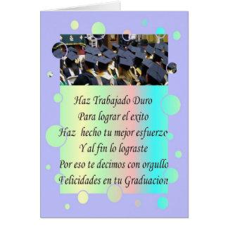 graduacion1 tarjeta de felicitación