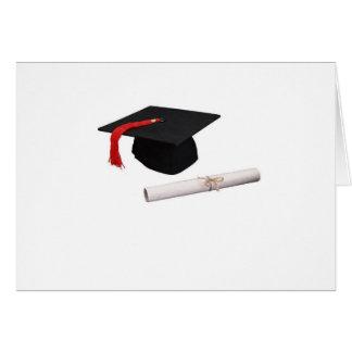 graduación 2008 tarjeta de felicitación