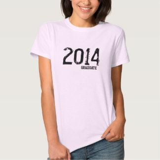Graduación 2014 camisetas