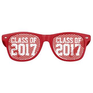 """Graduación """"clase de 2017"""" gafas de sol de encargo"""