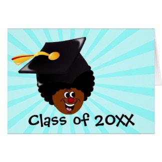 Graduación: Clase mayor de 2014 graduados Tarjetas