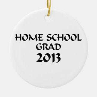 Graduación de la escuela de 2013 hogares ornato