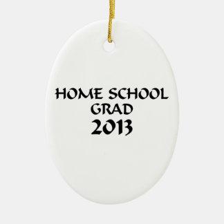 Graduación de la escuela de 2013 hogares ornamentos de reyes magos