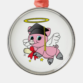 Graduación del ángel del cerdo