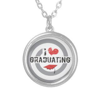 Graduación del corazón I Colgante Redondo