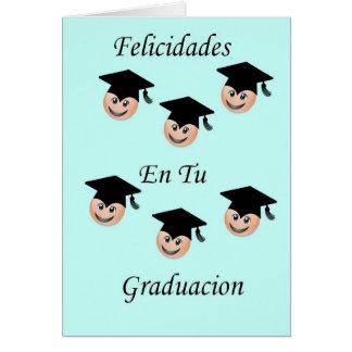Graduacion del en tu de Felicidades Felicitacion
