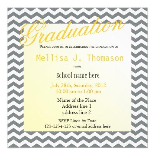 Texto para invitación de graduación universidad - Imagui