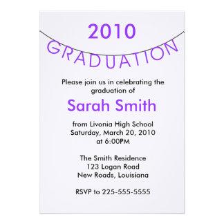 Graduación Anuncios