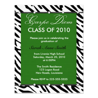 Graduación Invitaciones Personales