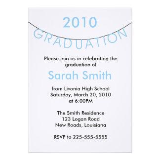 Graduación Anuncio