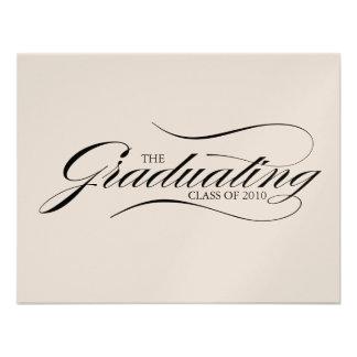 Graduación Comunicados Personalizados