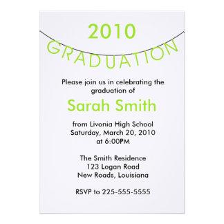 Graduación Anuncios Personalizados