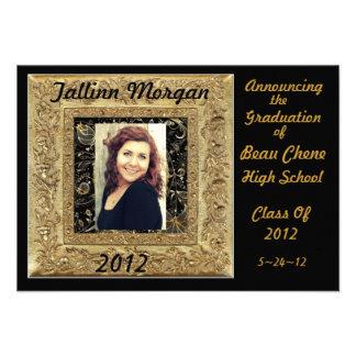 Graduación Invitacion Personalizada