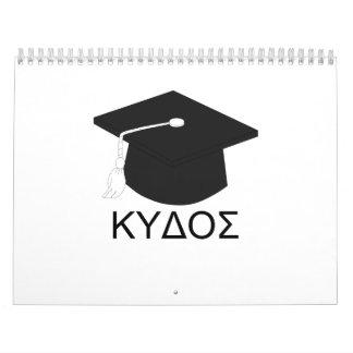 Graduación kudos-B.A. Calendarios