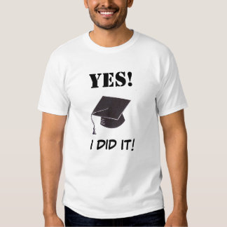 Graduación: ¡SÍ! - Camiseta