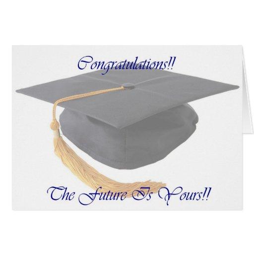 Graduación Felicitacion