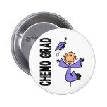 GRADUADO 1 (cáncer del esófago) del bígaro CHEMO Chapa Redonda De 5 Cm