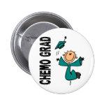 GRADUADO 1 (cáncer ovárico) del trullo CHEMO Chapa Redonda 5 Cm
