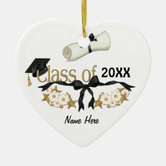 Graduado con clase 2015 ornamentos de reyes magos
