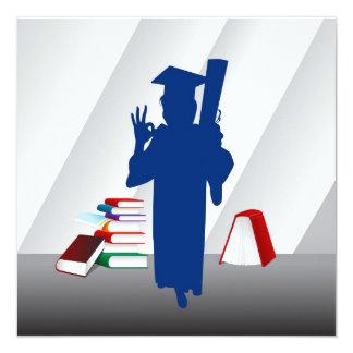 Graduado Invitación Personalizada