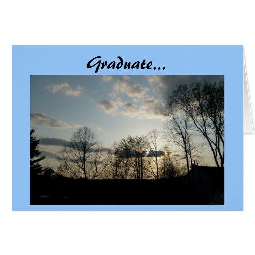 Graduado… Felicitación