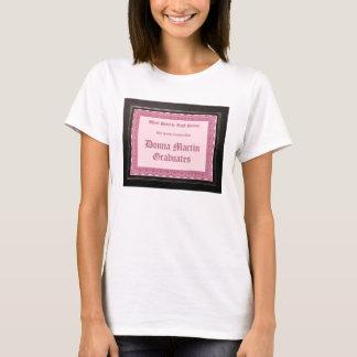 Graduados de Donna Martin Camiseta